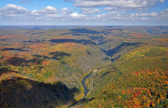 The grand canyon of pennsylvania